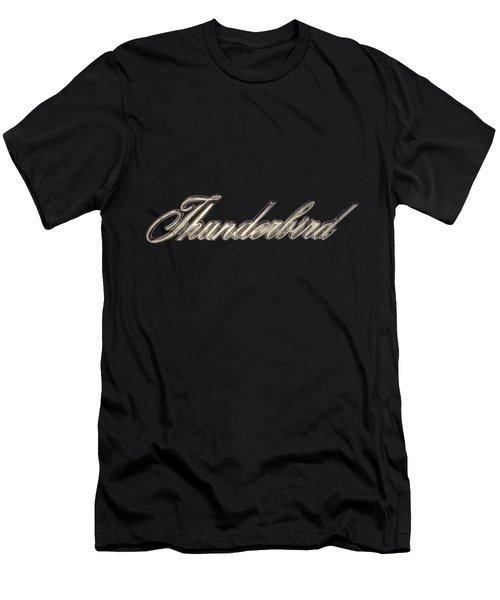 Thunderbird Badge Men's T-Shirt (Athletic Fit)