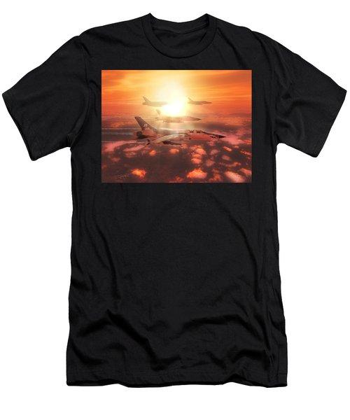 Thunderchief Dawn Men's T-Shirt (Athletic Fit)