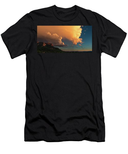Thunderhead In Sedona Men's T-Shirt (Athletic Fit)