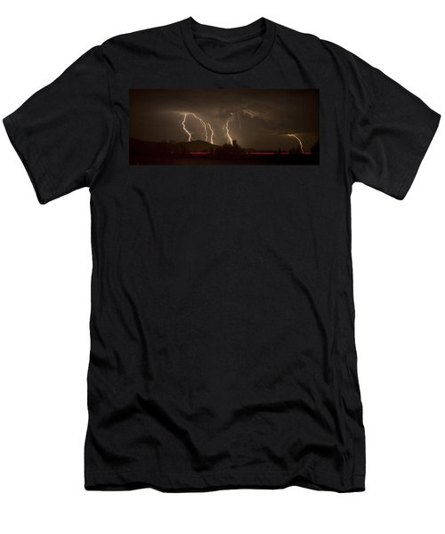 Thunderstorm IIi Men's T-Shirt (Athletic Fit)