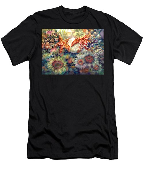 Tidal Pool II Men's T-Shirt (Athletic Fit)