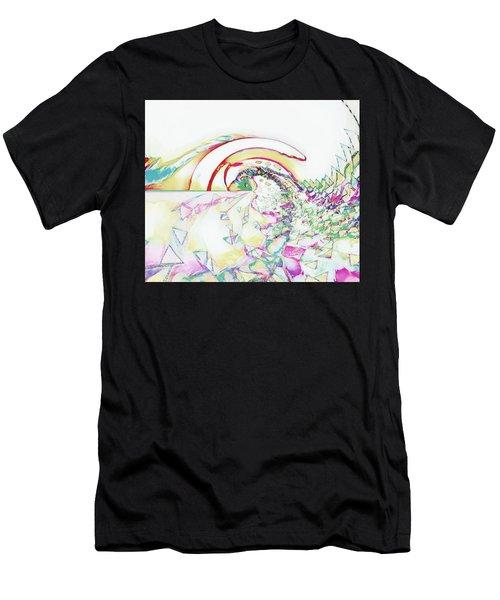 Tidal Wave Men's T-Shirt (Athletic Fit)