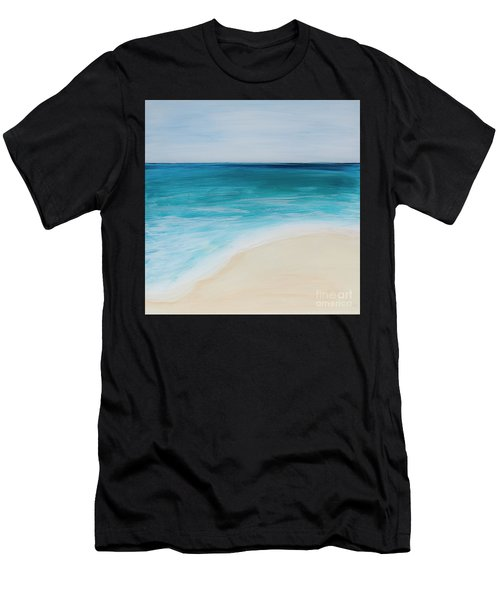 tide Coming In Men's T-Shirt (Athletic Fit)