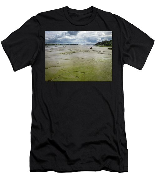 Tide Is Out  Men's T-Shirt (Athletic Fit)