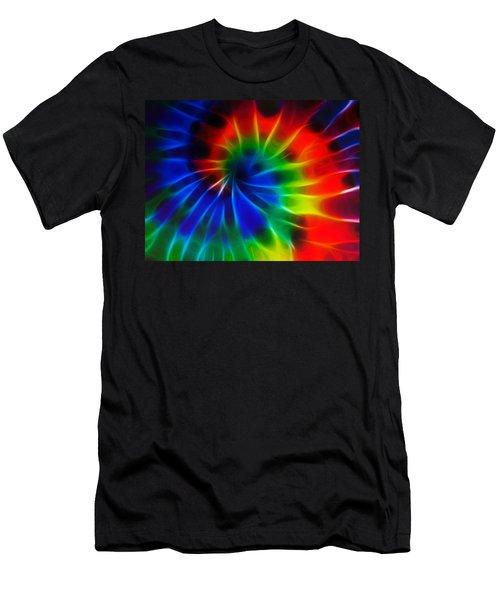 Tie Dye Men's T-Shirt (Athletic Fit)