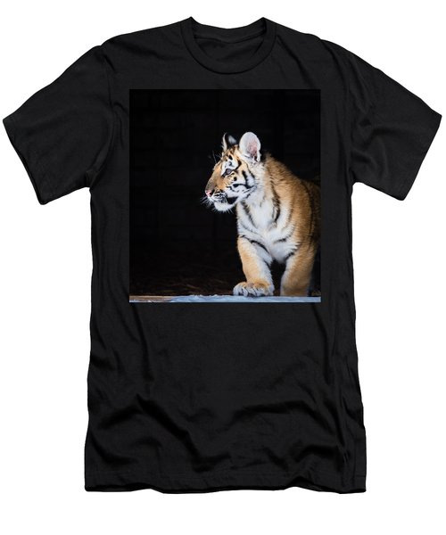 Tiger Cub Men's T-Shirt (Athletic Fit)