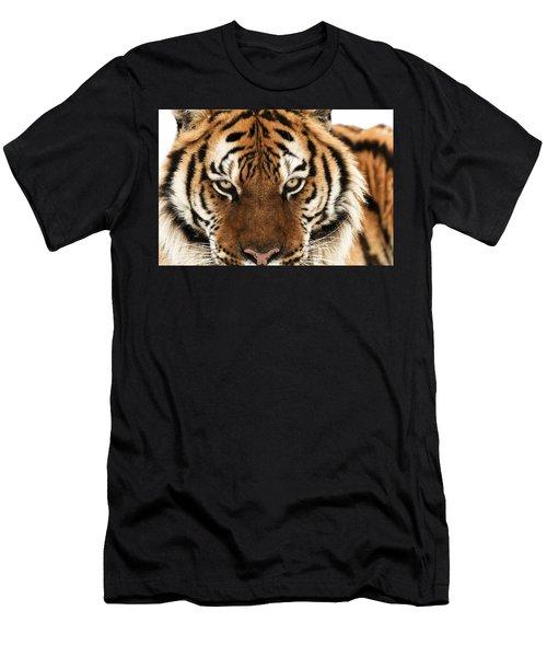 Tiger Eyes Men's T-Shirt (Athletic Fit)