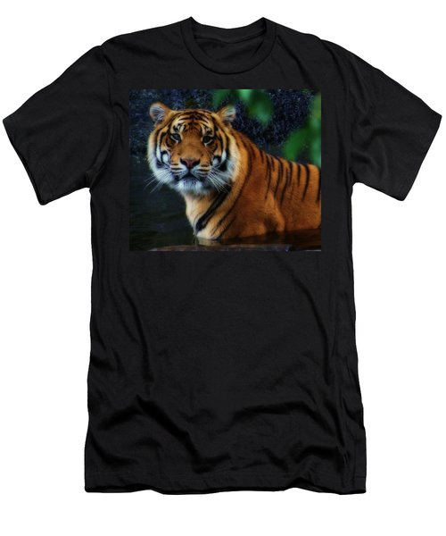 Tiger Land Men's T-Shirt (Athletic Fit)