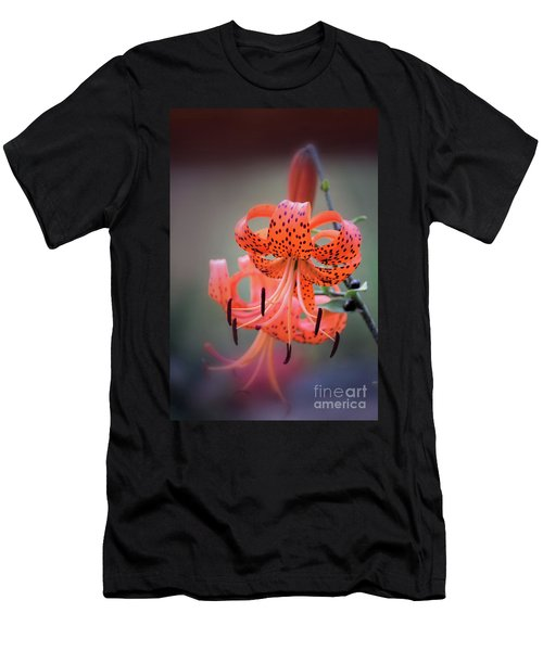 Tiger Lily 2 Men's T-Shirt (Athletic Fit)