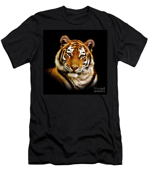 Tiger Men's T-Shirt (Athletic Fit)