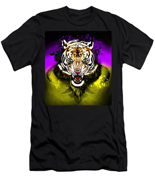 Tiger Rag Men's T-Shirt (Athletic Fit)