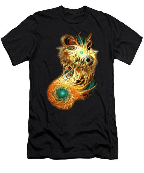 Tiger Vision Men's T-Shirt (Athletic Fit)