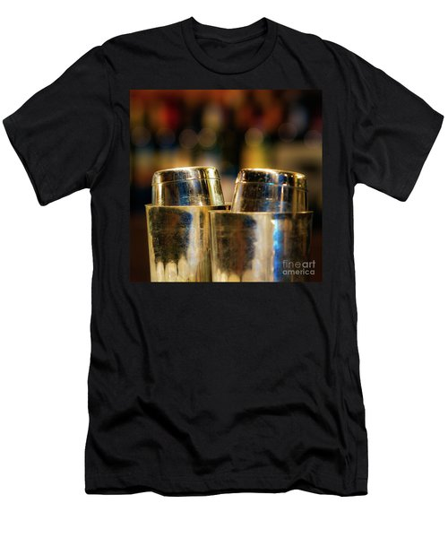 Time For A Cocktail Men's T-Shirt (Athletic Fit)