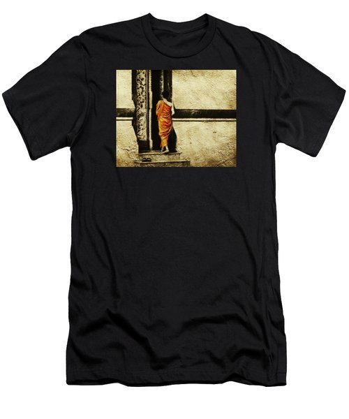 Time For Prayer Men's T-Shirt (Athletic Fit)