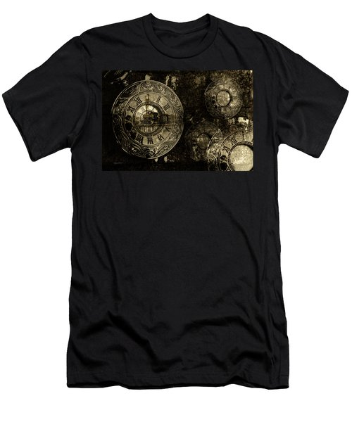 Time For The Train Men's T-Shirt (Athletic Fit)