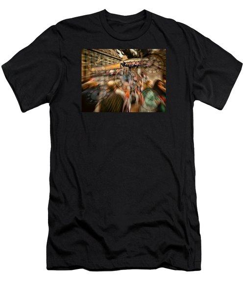Time  Piece Men's T-Shirt (Athletic Fit)