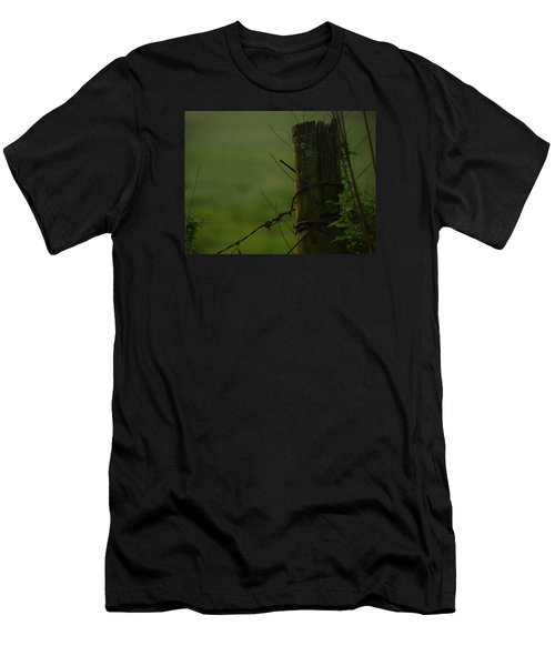 Time Tested Men's T-Shirt (Slim Fit) by Laura Ragland