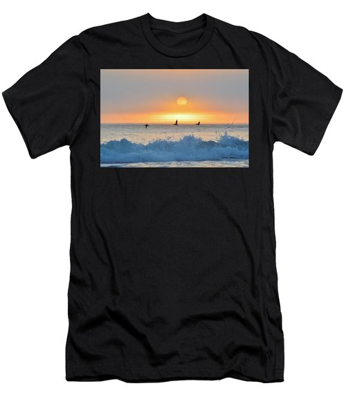 Time To Fly Men's T-Shirt (Athletic Fit)