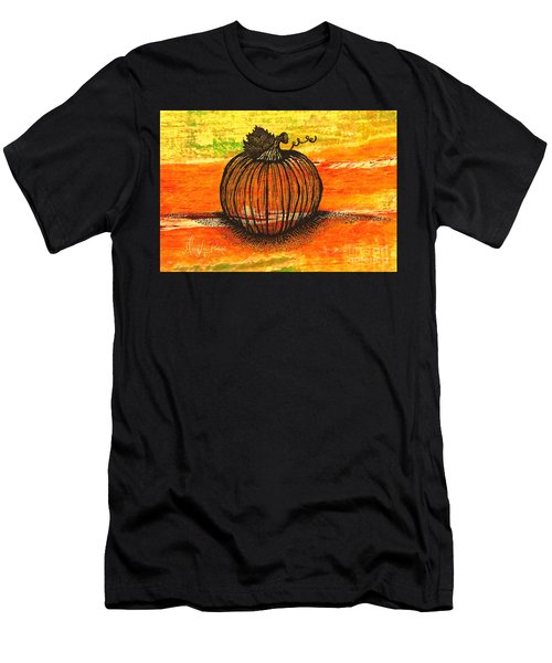 Time To Get Pumkin Men's T-Shirt (Athletic Fit)