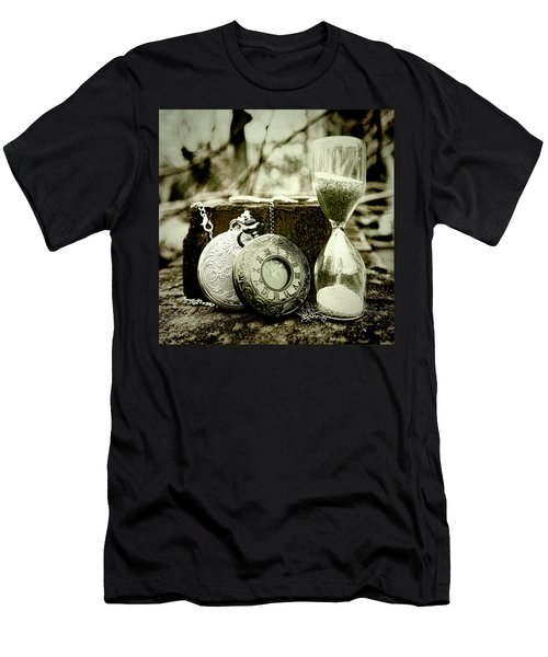 Time Tools Men's T-Shirt (Athletic Fit)