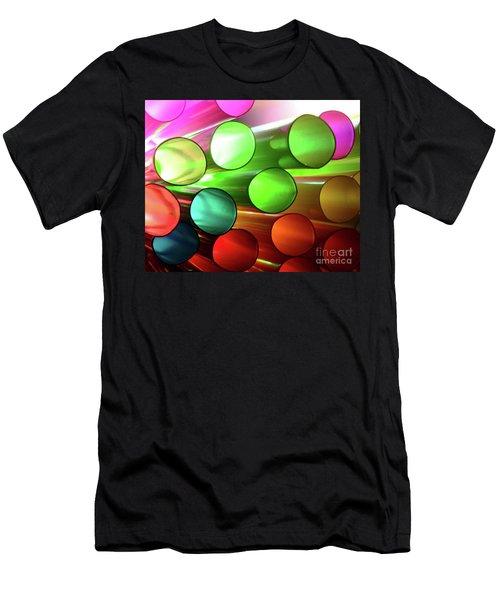 Time Tubes Men's T-Shirt (Athletic Fit)
