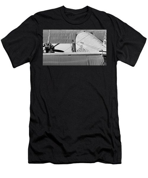 Tin Drag Men's T-Shirt (Athletic Fit)