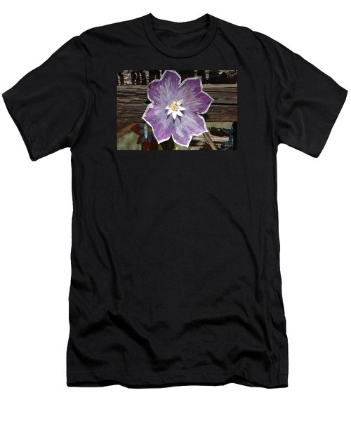 Tin Flower Men's T-Shirt (Athletic Fit)