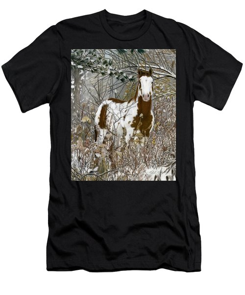 Tinman, Pastel Men's T-Shirt (Athletic Fit)