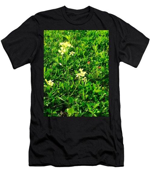 Tiny Beauties Men's T-Shirt (Athletic Fit)