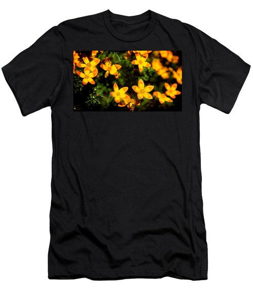 Tiny Suns Men's T-Shirt (Athletic Fit)