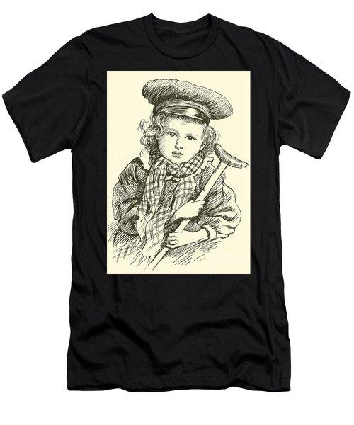 Tiny Tim Men's T-Shirt (Athletic Fit)