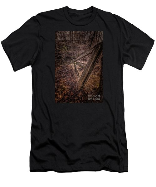 Tired Men's T-Shirt (Athletic Fit)