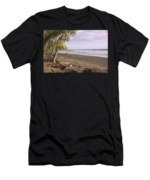 Tiskita Pacific Ocean Beach Men's T-Shirt (Athletic Fit)