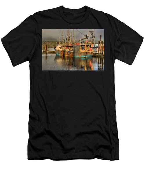 Titan Of The Pacific Men's T-Shirt (Athletic Fit)