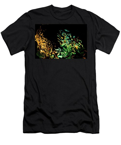 To Many Eyes Men's T-Shirt (Athletic Fit)