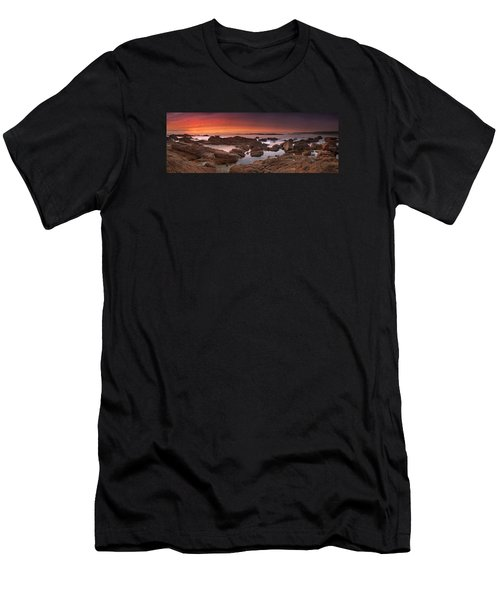 To Sea's Unknown Men's T-Shirt (Athletic Fit)