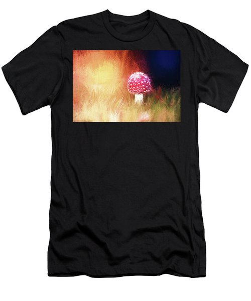 Toadstool Mind Men's T-Shirt (Athletic Fit)