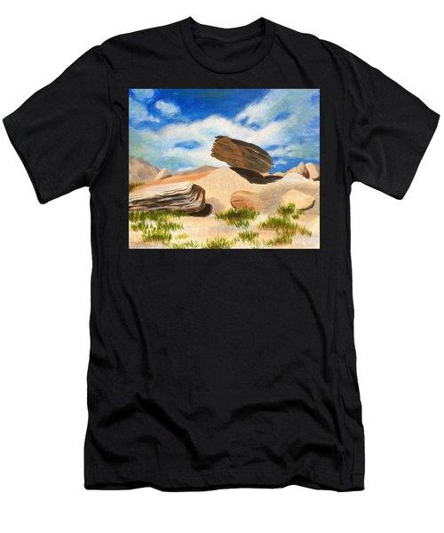 Toadstool Park Nebraska Men's T-Shirt (Athletic Fit)