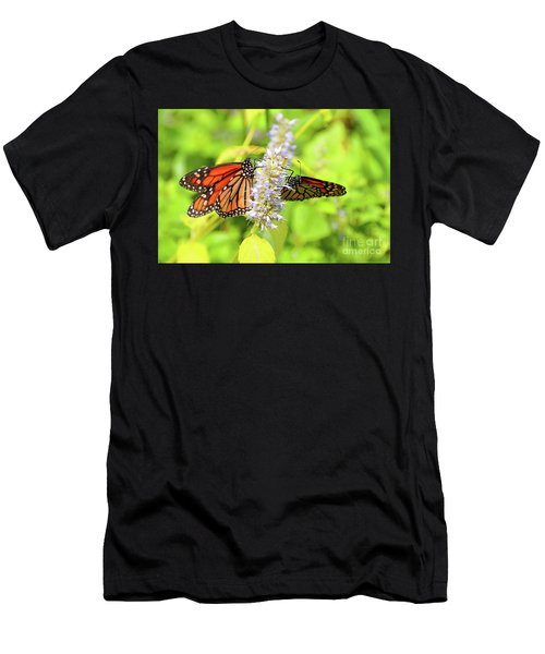 Together We Can Fly So High Men's T-Shirt (Athletic Fit)