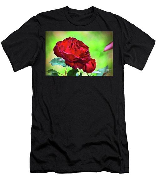 Toi Et Moi Men's T-Shirt (Athletic Fit)
