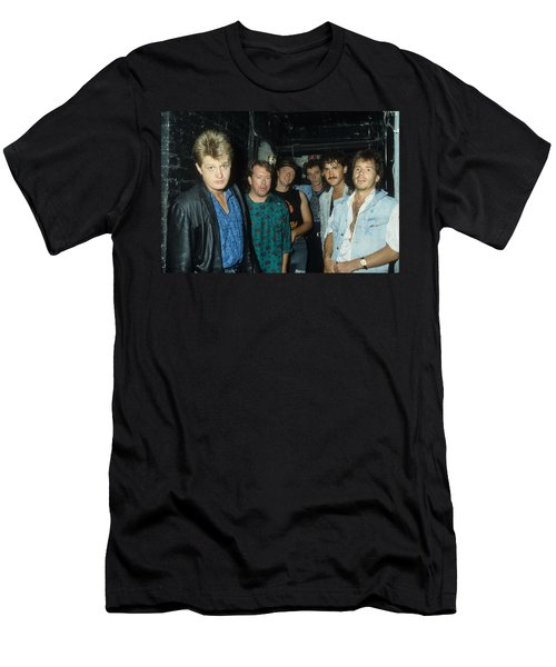 Tom Cochrane And Red Rider Men's T-Shirt (Athletic Fit)