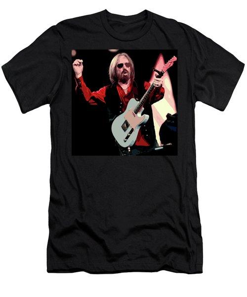 Tom Petty, Hypnotic Eye Men's T-Shirt (Athletic Fit)