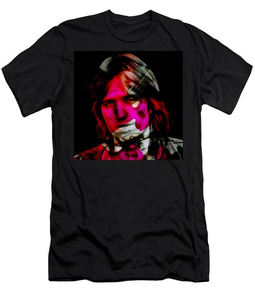 Tom Petty Rock And Roll Men's T-Shirt (Athletic Fit)