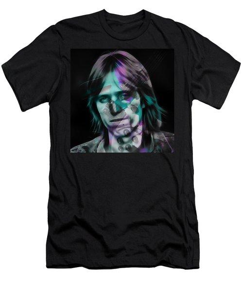 Tom Petty Rock Royalty Men's T-Shirt (Athletic Fit)