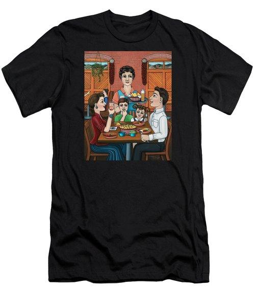 Tomasitas Restaurant Men's T-Shirt (Athletic Fit)
