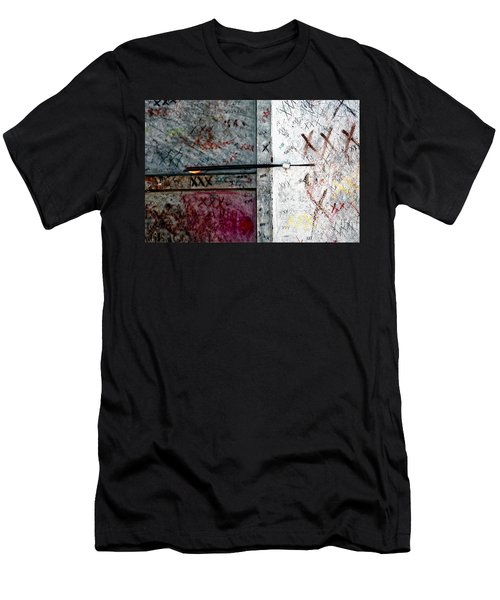 Tomb Of Marie Laveau Voodoo Queen Of New Orleans Men's T-Shirt (Athletic Fit)