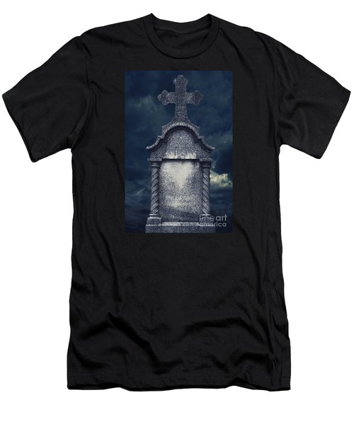Tombstone Men's T-Shirt (Athletic Fit)