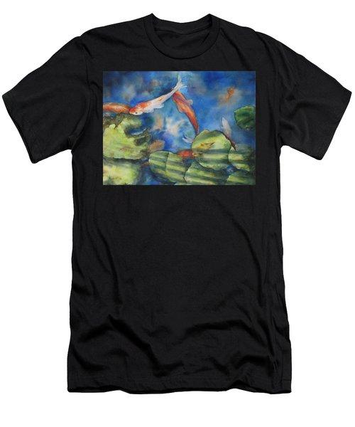 Tom's Pond Men's T-Shirt (Athletic Fit)