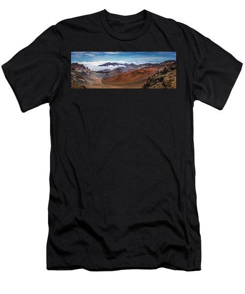 Top Of Haleakala Crater Men's T-Shirt (Athletic Fit)