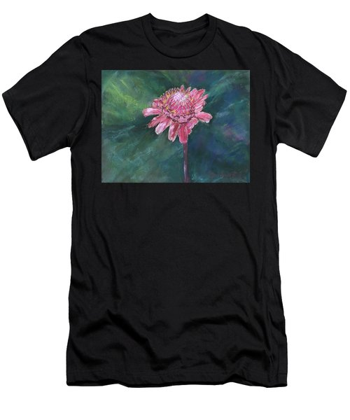 Torch Ginger Men's T-Shirt (Athletic Fit)